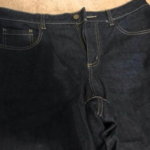 Cold Water Creek Kick flair jeans